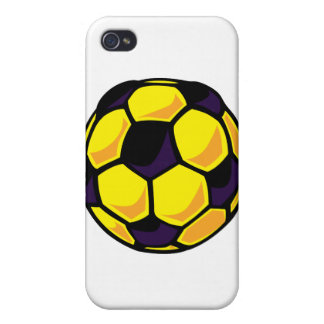 Soccer Ball iPhone 4 Cover