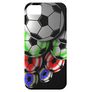 Soccer Ball Iphone 5 Case-Mate Case
