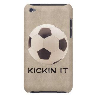 Soccer Ball iPod Case-Mate Case