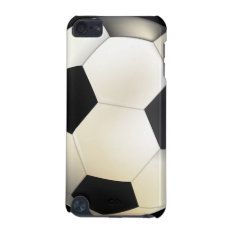 Soccer Ball Itouch Case at Zazzle