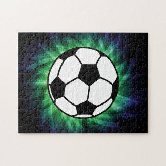 Soccer Ball Jigsaw Puzzle