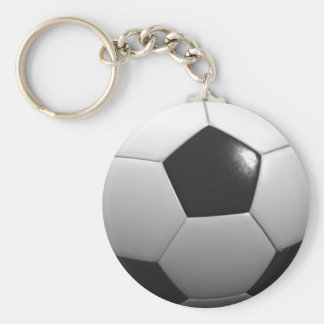 Soccer_Ball,_Key-Chain Keychain
