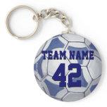 Soccer Ball Key Chains