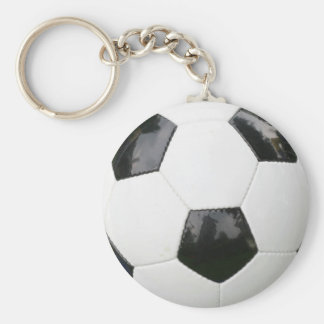 soccer ball keychain