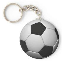soccer ball -Keychain Keychain