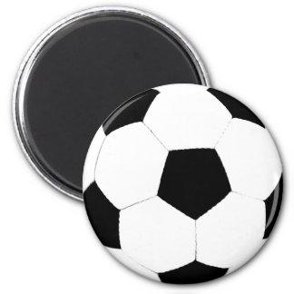 Soccer Ball Refrigerator Magnet