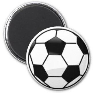 Soccer Ball Fridge Magnets
