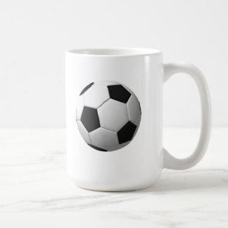 Soccer Ball: Classic White Coffee Mug