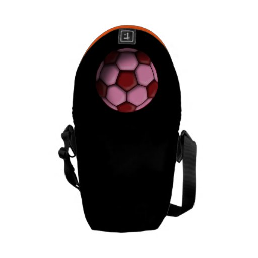 soccer ball (P) 2 Courier Bags