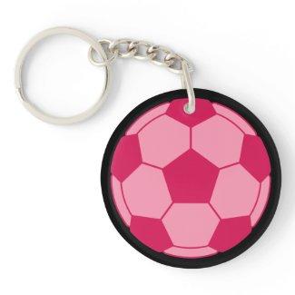 soccer ball (P) Acrylic Keychain