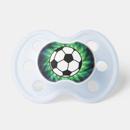 Soccer Ball Pacifier