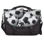 Soccer Ball Pattern Bags For Laptop