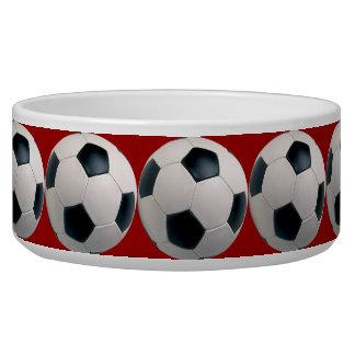 Soccer Ball Pattern Bowl
