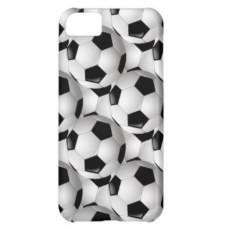 Soccer Ball Pattern iPhone 5C Case