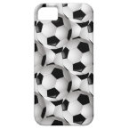 Soccer Ball Pattern Case For iPhone 5/5S