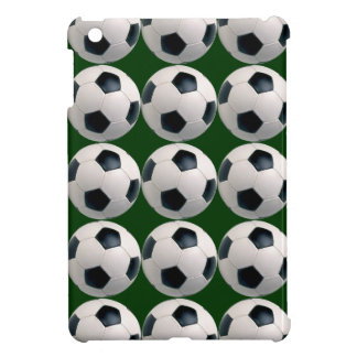 Soccer Ball Pattern Cover For The iPad Mini