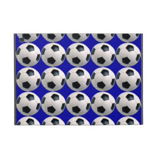 Soccer Ball Pattern Covers For iPad Mini