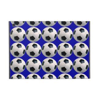 Soccer Ball Pattern iPad Mini Cases
