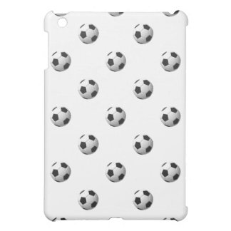 Soccer Ball Pattern: iPad Mini Cases