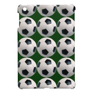 Soccer Ball Pattern iPad Mini Covers