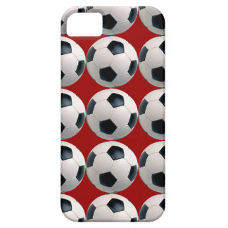 Soccer Ball Pattern iPhone SE/5/5s Case