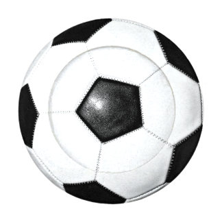 Soccer Ball Photo Design Button Covers