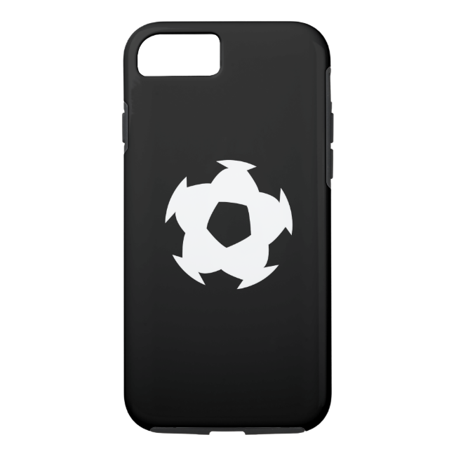 Soccer Ball Pictogram iPhone 6 Case