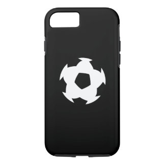 Soccer Ball Pictogram iPhone 7 Case