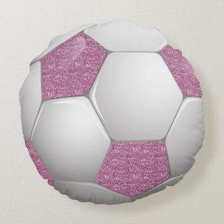 Squishy Soccer Ball Pillow : Effect Soccer Ball Pillows - Effect Soccer Ball Throw Pillows Zazzle