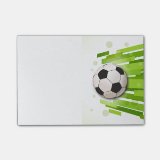 Soccer Ball Post-it-Notes Post-it Notes