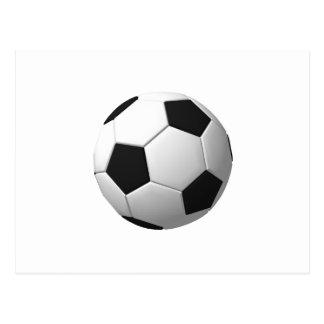 Soccer Ball: Postcard