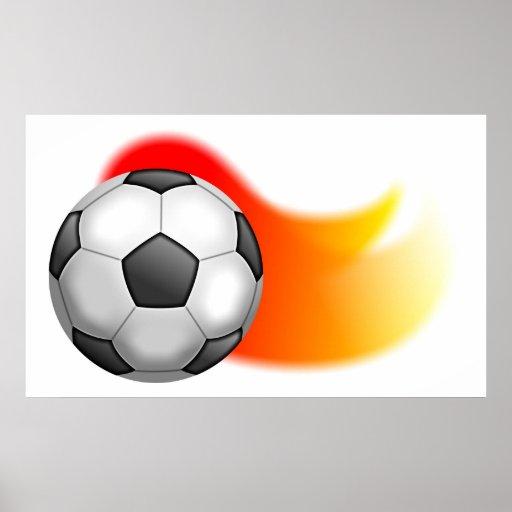 Soccer Ball Print   Zazzle