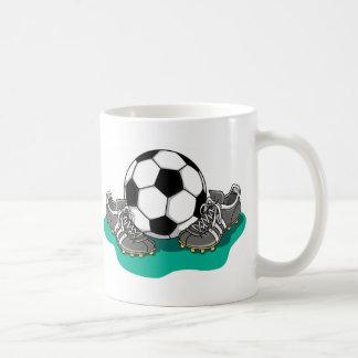 Soccer Ball Shoes Mugs