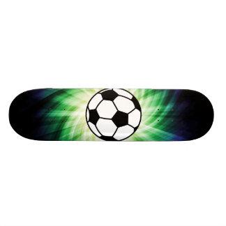 Soccer Ball Skate Board Deck