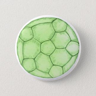 Soccer Ball Sketch 2 Pinback Button