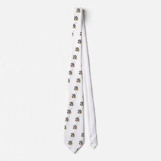 Soccer Ball Sketch Tie