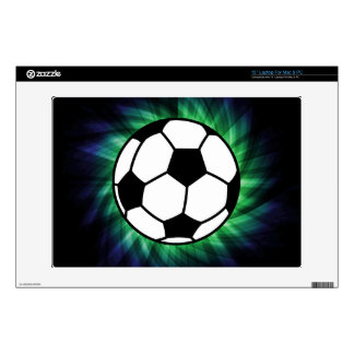 Soccer Ball Skin For Laptop