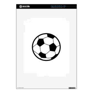 Soccer Ball Skin For The iPad 2