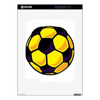 Soccer Ball Skins For iPad 2