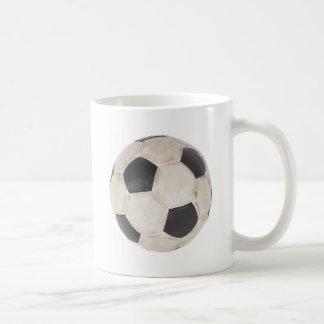 Soccer Ball Soccer Fan Football Footie Soccer Game Classic White Coffee Mug