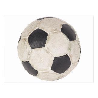Soccer Ball Soccer Fan Football Footie Soccer Game Postcard