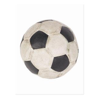 Soccer Ball Soccer Fan Football Footie Soccer Game Post Card