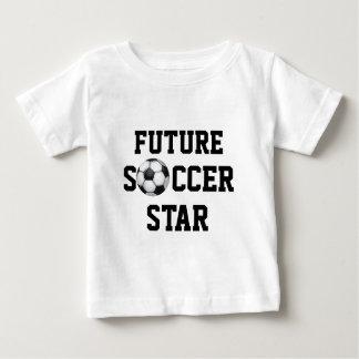 Soccer Ball, Soccer Star Baby T-Shirt