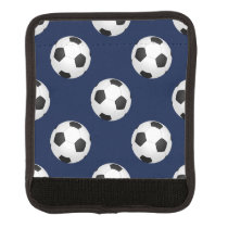 Soccer Ball Sports Pattern Handle Wrap