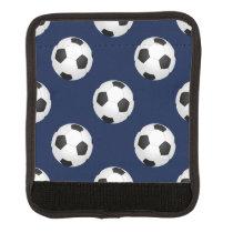 Soccer Ball Sports Pattern Handle Wrap