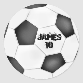 Soccer Ball Stickers