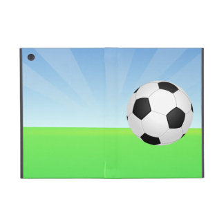 Soccer Ball Sunny Day iPad Mini Cases