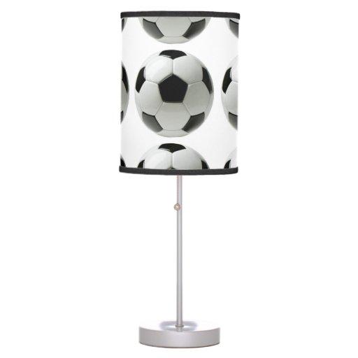 Soccer Ball Lamp Australia: Soccer Ball Table Lamp
