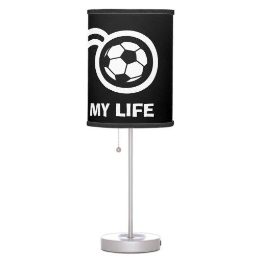 Heico Soccer Ball Lamp: Soccer Ball Table Lamp Design