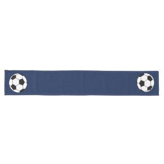 Soccer Ball Table Runner